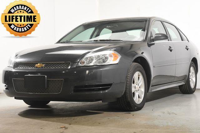 2015 Chevrolet Impala Limited LS photo