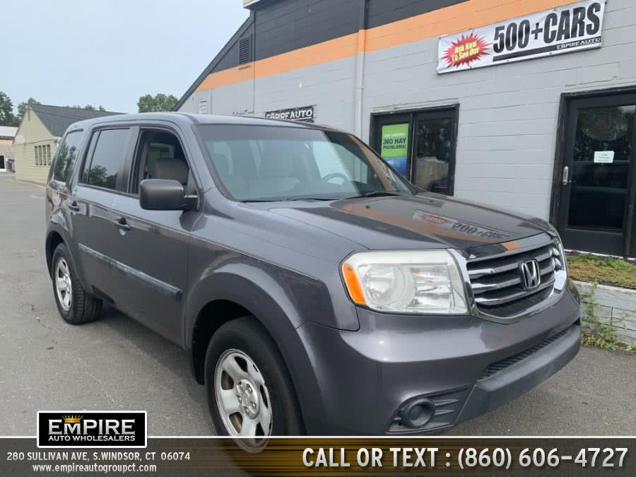 Used 2015 Honda Pilot in S.Windsor, Connecticut | Empire Auto Wholesalers. S.Windsor, Connecticut