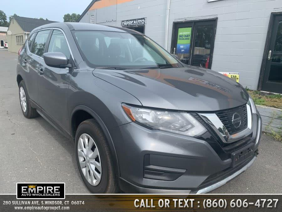 Used 2017 Nissan Rogue in S.Windsor, Connecticut | Empire Auto Wholesalers. S.Windsor, Connecticut