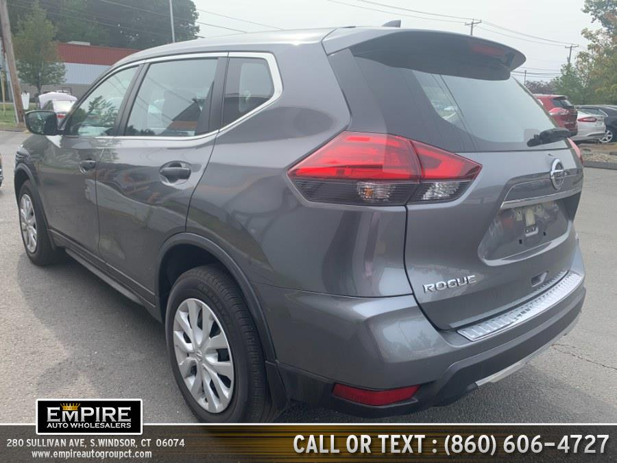 Used Nissan Rogue S 2017 | Empire Auto Wholesalers. S.Windsor, Connecticut