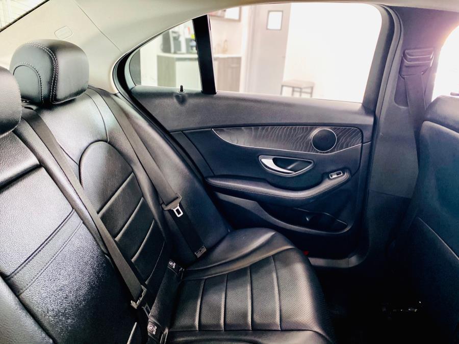 Used Mercedes-Benz C-Class C300 4MATIC Sedan 2017 | Luxury Motor Club. Franklin Square, New York