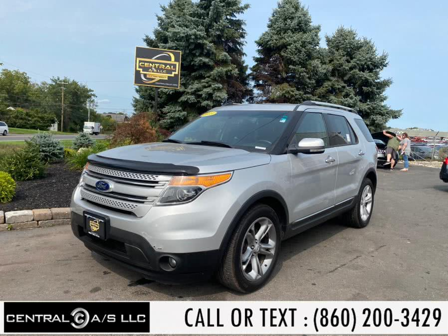 Used 2013 Ford Explorer in East Windsor, Connecticut | Central A/S LLC. East Windsor, Connecticut