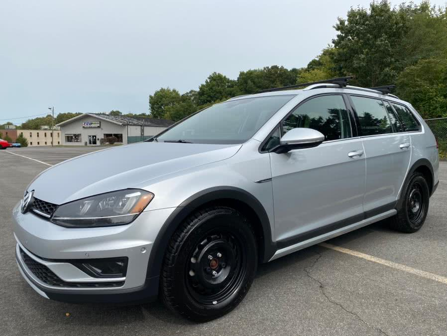 Used 2017 Volkswagen Golf Alltrack in Berlin, Connecticut | Tru Auto Mall. Berlin, Connecticut