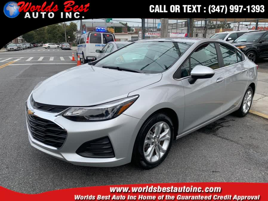 Used 2019 Chevrolet Cruze in Brooklyn, New York