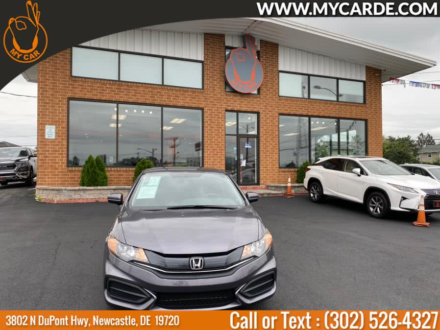 Used 2015 Honda Civic Coupe in Newcastle, Delaware | My Car. Newcastle, Delaware