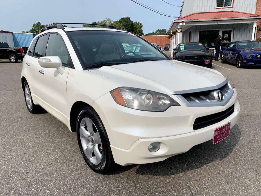 Used Acura RDX 4WD 4dr 2008 | Mike And Tony Auto Sales, Inc. South Windsor, Connecticut