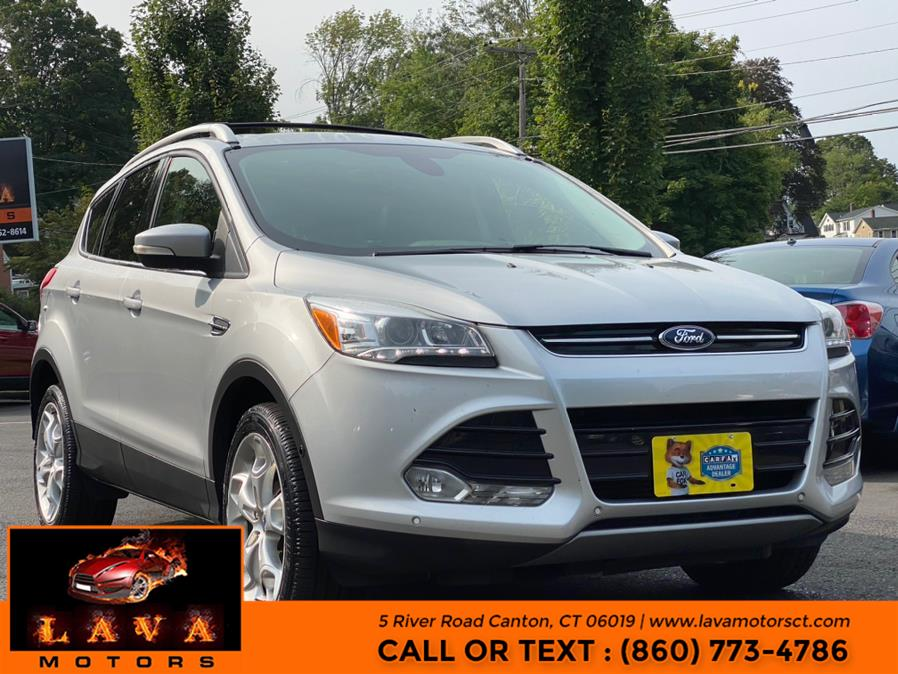 Used 2013 Ford Escape in Canton, Connecticut   Lava Motors. Canton, Connecticut