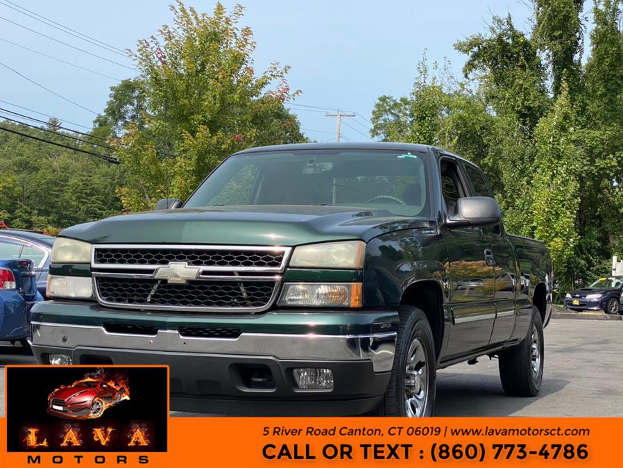 Used 2007 Chevrolet Silverado 1500 Classic in Canton, Connecticut | Lava Motors. Canton, Connecticut