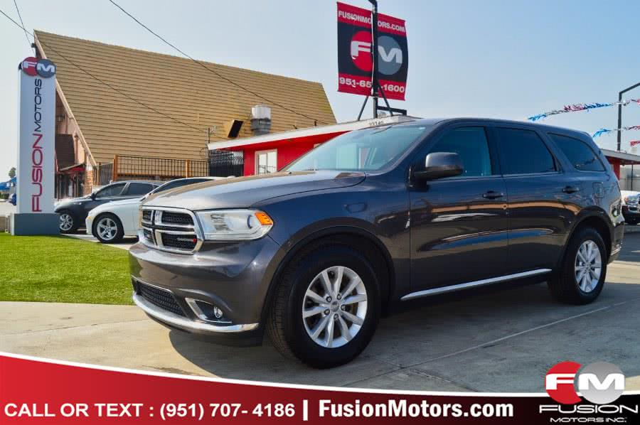 Used 2014 Dodge Durango in Moreno Valley, California | Fusion Motors Inc. Moreno Valley, California