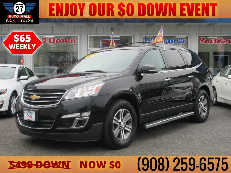 Used 2017 Chevrolet Traverse in Linden, New Jersey | Route 27 Auto Mall. Linden, New Jersey