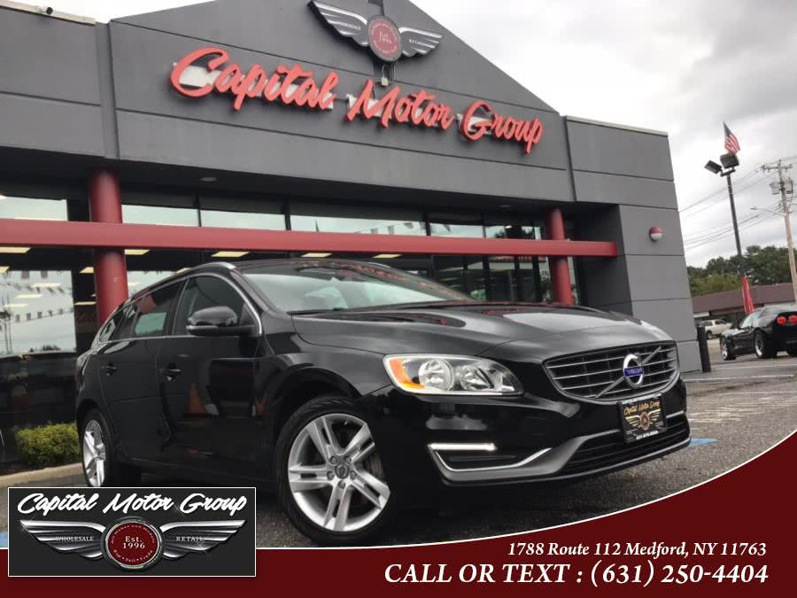 Used Volvo V60 4dr Wgn T5 Platinum AWD 2015 | Capital Motor Group Inc. Medford, New York