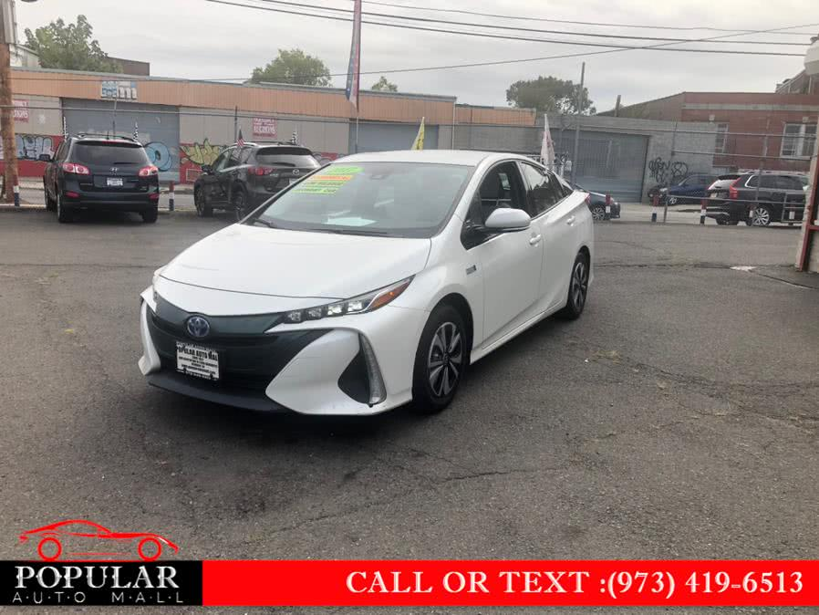 Used 2017 Toyota Prius Prime in Newark , New Jersey | Popular Auto Mall Inc . Newark , New Jersey
