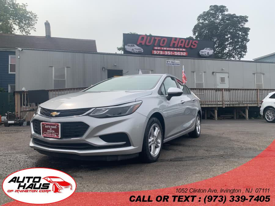 Used 2017 Chevrolet Cruze in Irvington , New Jersey | Auto Haus of Irvington Corp. Irvington , New Jersey