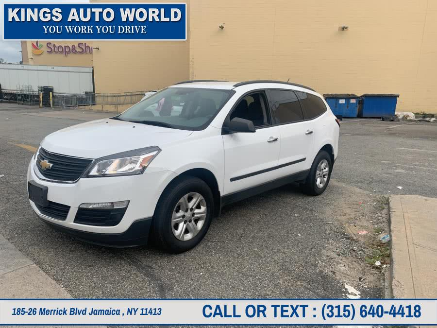 Used 2016 Chevrolet Traverse in Jamaica , New York | Kings Auto World. Jamaica , New York