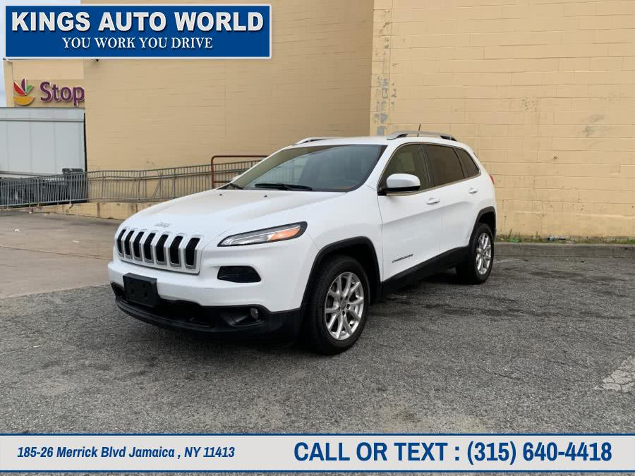 Used Jeep Cherokee FWD 4dr Latitude 2016 | Kings Auto World. Jamaica , New York