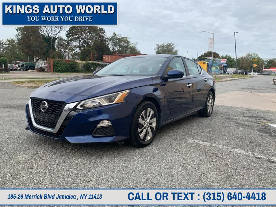 Used Nissan Altima 2.5 S Sedan 2019 | Kings Auto World. Jamaica , New York