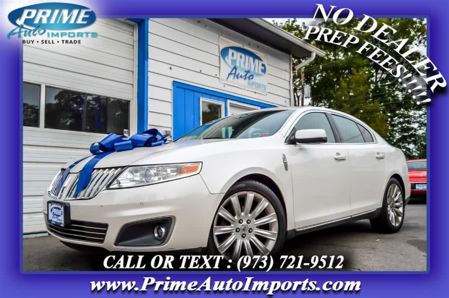 Used 2012 Lincoln MKS in Bloomingdale, New Jersey | Prime Auto Imports. Bloomingdale, New Jersey