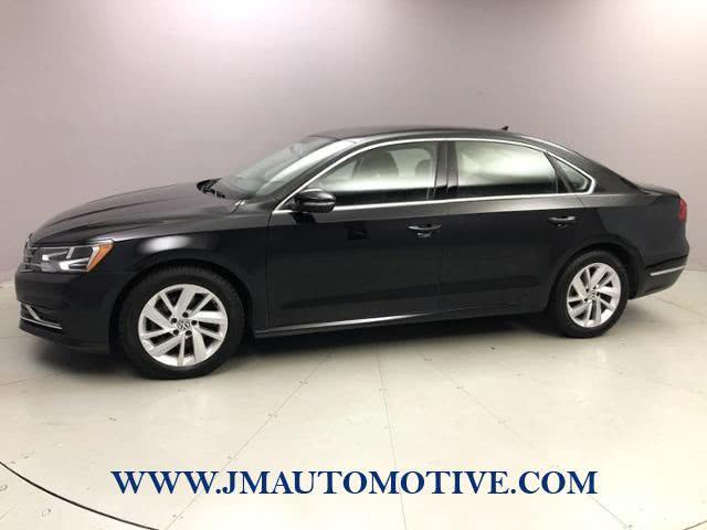 Used 2018 Volkswagen Passat in Naugatuck, Connecticut | J&M Automotive Sls&Svc LLC. Naugatuck, Connecticut