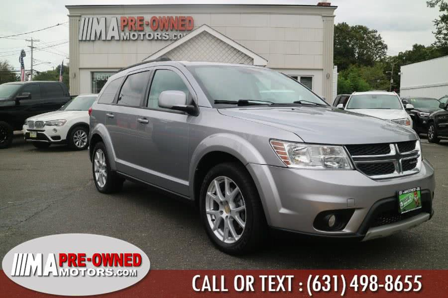 Used 2015 Dodge Journey in Huntington, New York | M & A Motors. Huntington, New York
