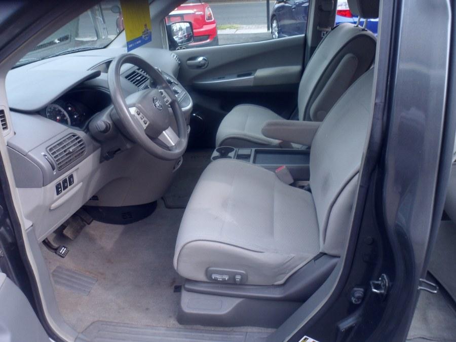 Used Nissan Quest 4dr S 2008 | Hurd Auto Sales. Bridgeport, Connecticut
