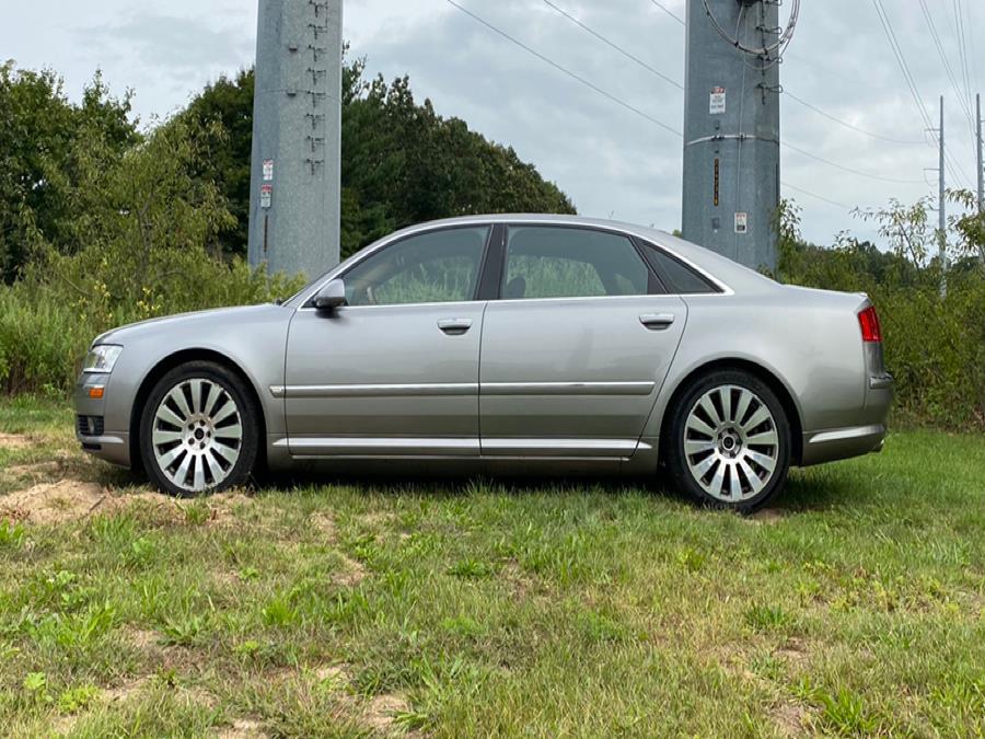 Used Audi A8 L 4dr Sdn 4.2L quattro LWB Auto 2005 | Vertucci Automotive Inc. Wallingford, Connecticut
