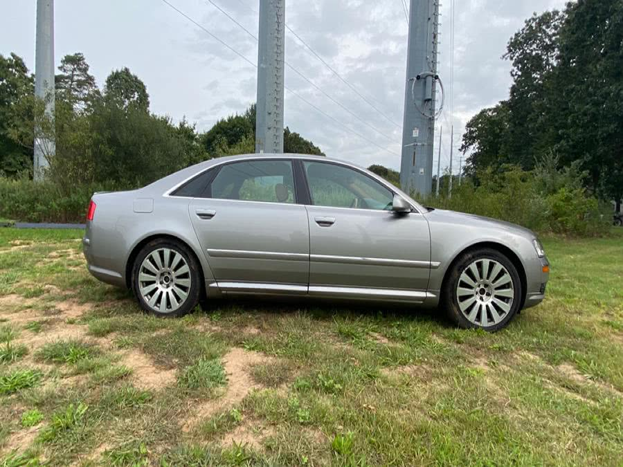 Used 2005 Audi A8 L in Wallingford, Connecticut | Vertucci Automotive Inc. Wallingford, Connecticut