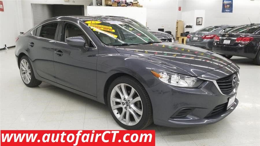 Used 2015 Mazda Mazda6 in West Haven, Connecticut
