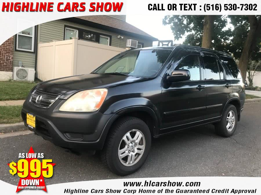 Used 2004 Honda CR-V in West Hempstead, New York | Highline Cars Show Corp. West Hempstead, New York