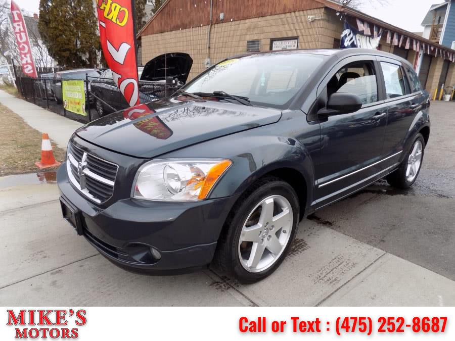 Used Dodge Caliber AWD 4dr HB R/T AWD 2008 | Mike's Motors LLC. Stratford, Connecticut