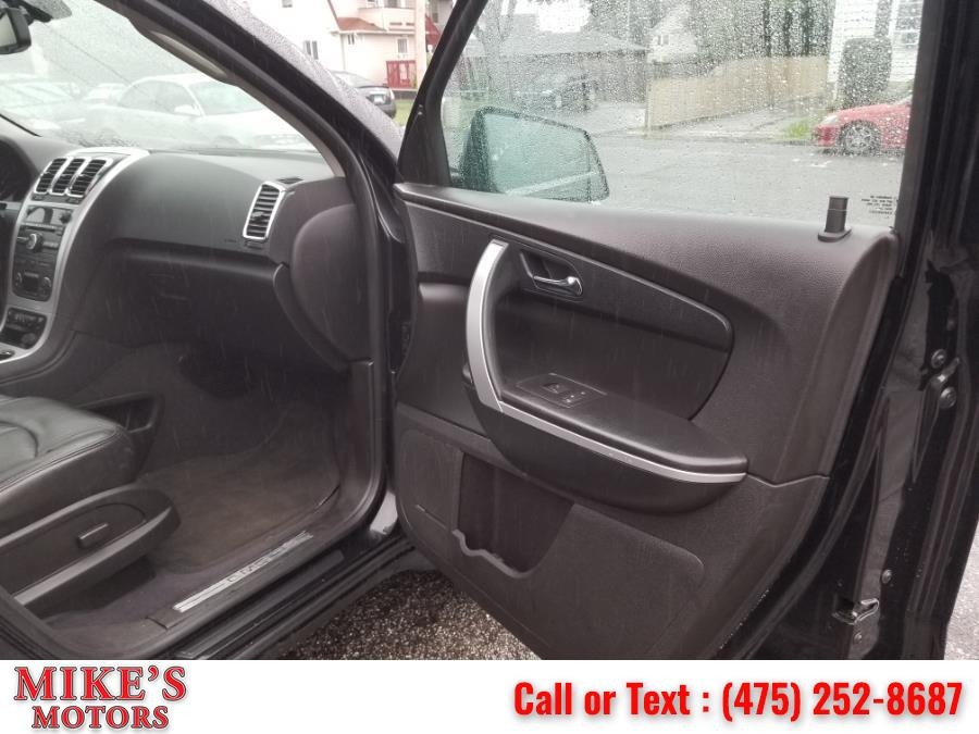 Used GMC Acadia AWD 4dr SLT1 2012 | Mike's Motors LLC. Stratford, Connecticut