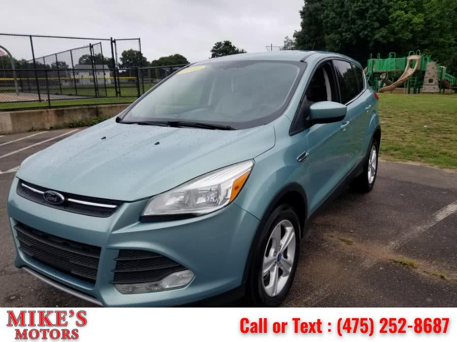 Used 2013 Ford Escape in Stratford, Connecticut | Mike's Motors LLC. Stratford, Connecticut