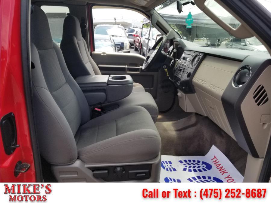 "Used Ford Super Duty F-350 SRW 4WD SuperCab 158"" XLT 2010 | Mike's Motors LLC. Stratford, Connecticut"
