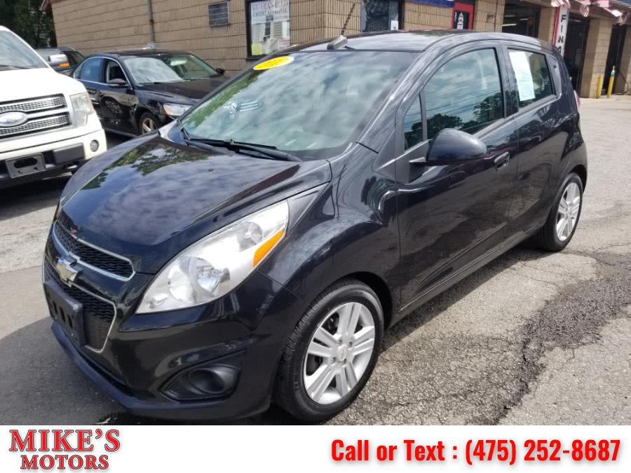Used 2013 Chevrolet Spark in Stratford, Connecticut | Mike's Motors LLC. Stratford, Connecticut