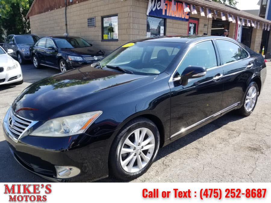Used 2010 Lexus ES 350 in Stratford, Connecticut | Mike's Motors LLC. Stratford, Connecticut