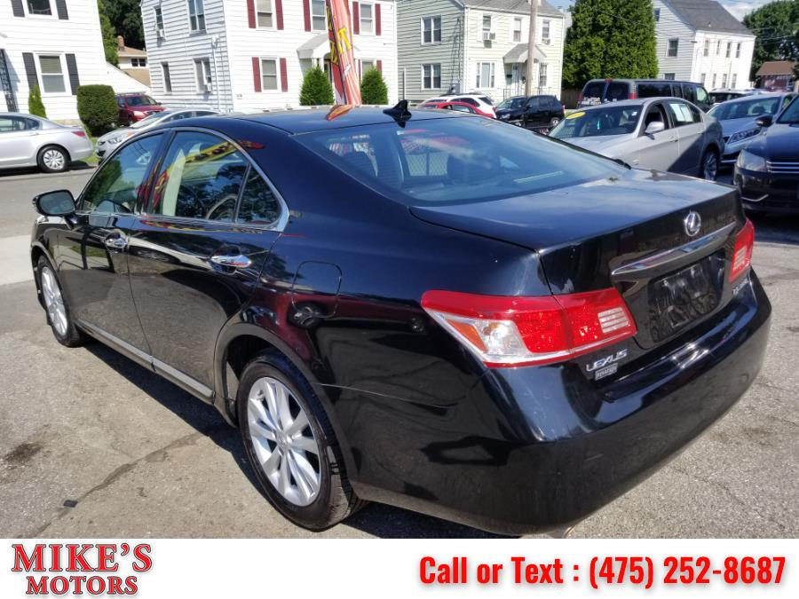 Used Lexus ES 350 4dr Sdn 2010 | Mike's Motors LLC. Stratford, Connecticut