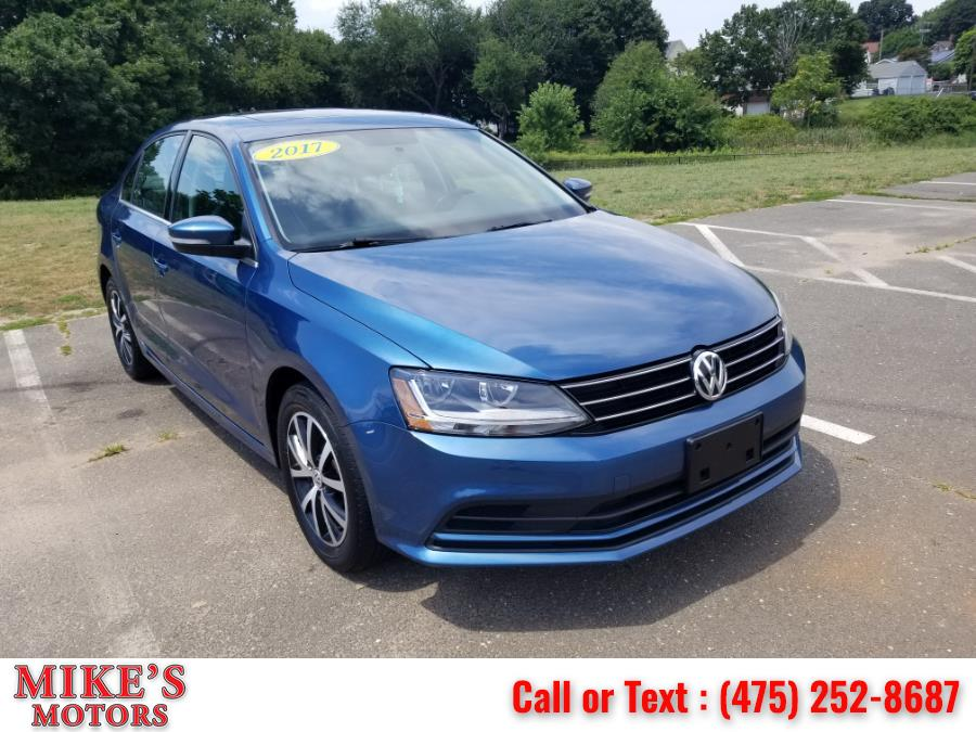 Used Volkswagen Jetta 1.4T SE Auto 2017 | Mike's Motors LLC. Stratford, Connecticut