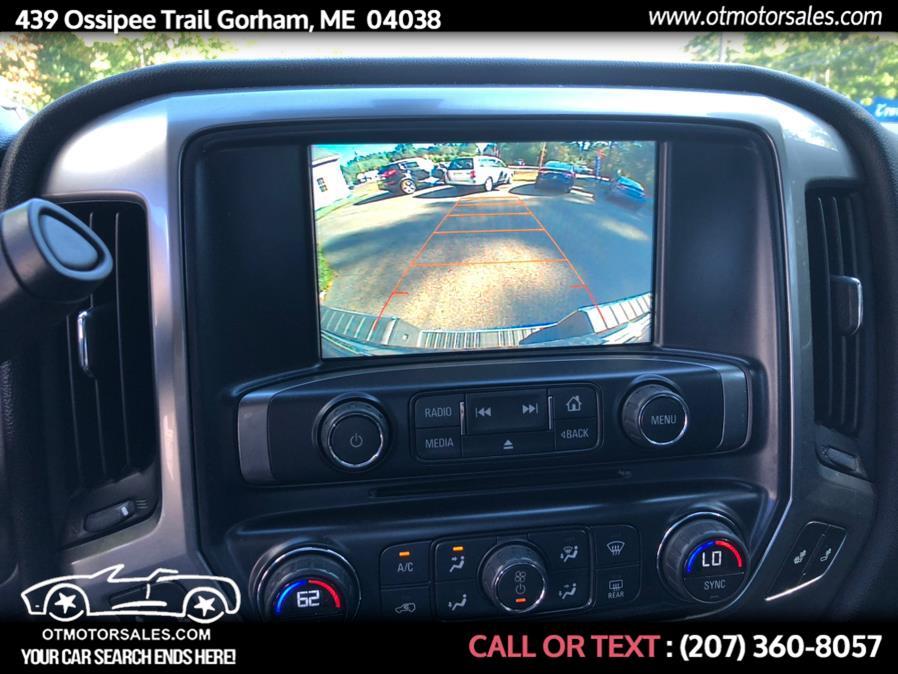 "Used Chevrolet Silverado 1500 4WD Double Cab 143.5"" LT w/2LT 2016   Ossipee Trail Motor Sales. Gorham, Maine"