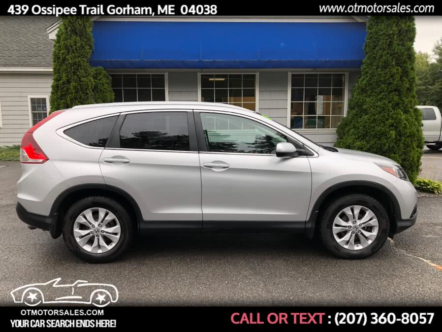 Used Honda CR-V EXL 2013 | Ossipee Trail Motor Sales. Gorham, Maine