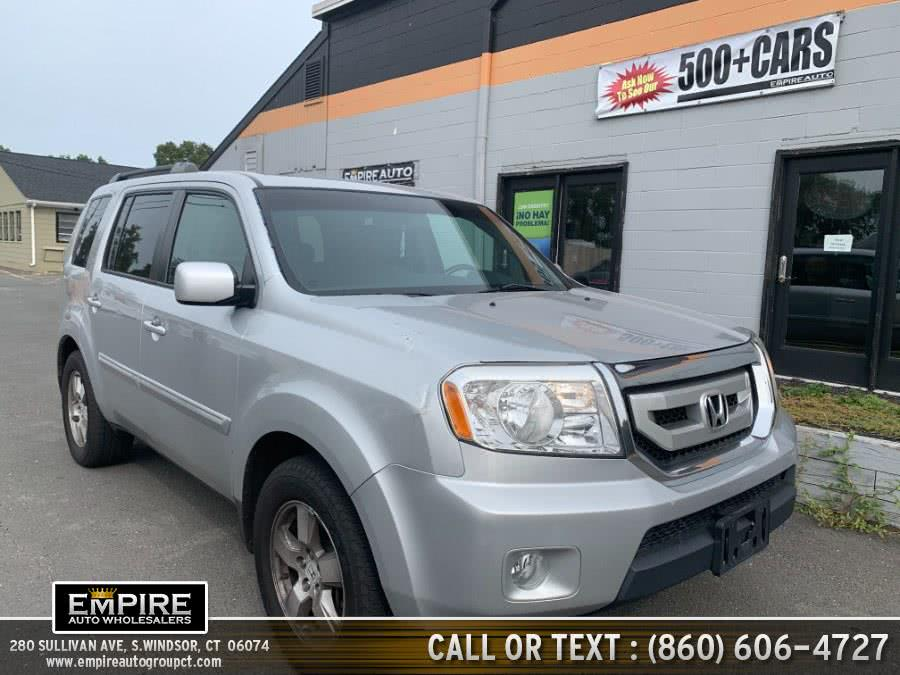 Used 2010 Honda Pilot in S.Windsor, Connecticut | Empire Auto Wholesalers. S.Windsor, Connecticut