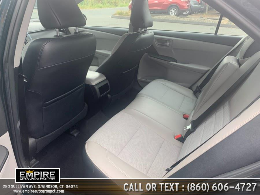 Used Toyota Camry SE 2016   Empire Auto Wholesalers. S.Windsor, Connecticut