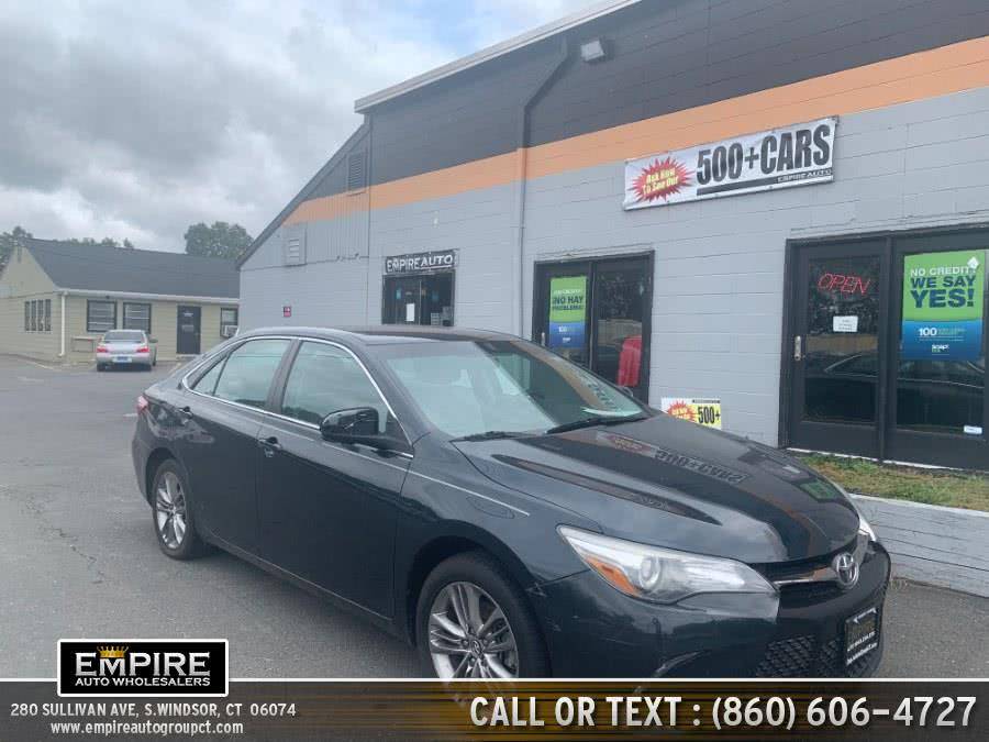Used 2016 Toyota Camry in S.Windsor, Connecticut | Empire Auto Wholesalers. S.Windsor, Connecticut