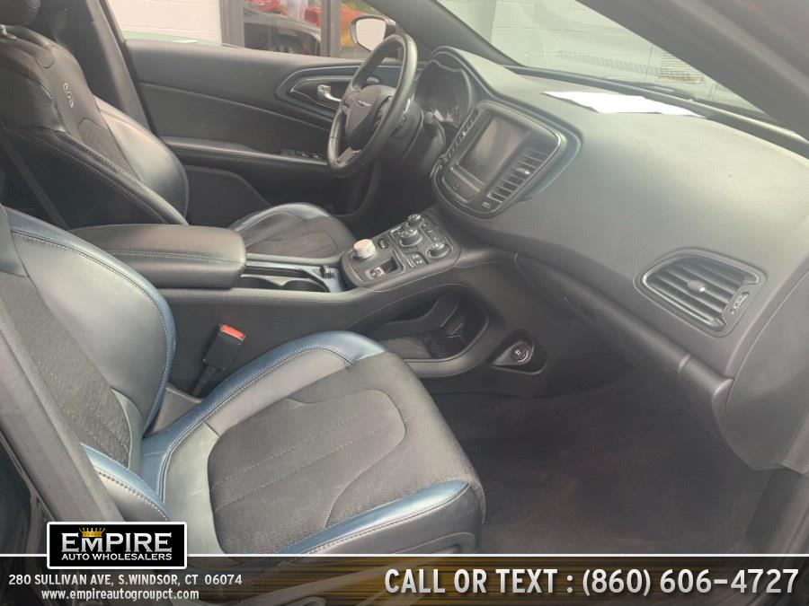 Used Chrysler 200 4dr Sdn S AWD 2015   Empire Auto Wholesalers. S.Windsor, Connecticut