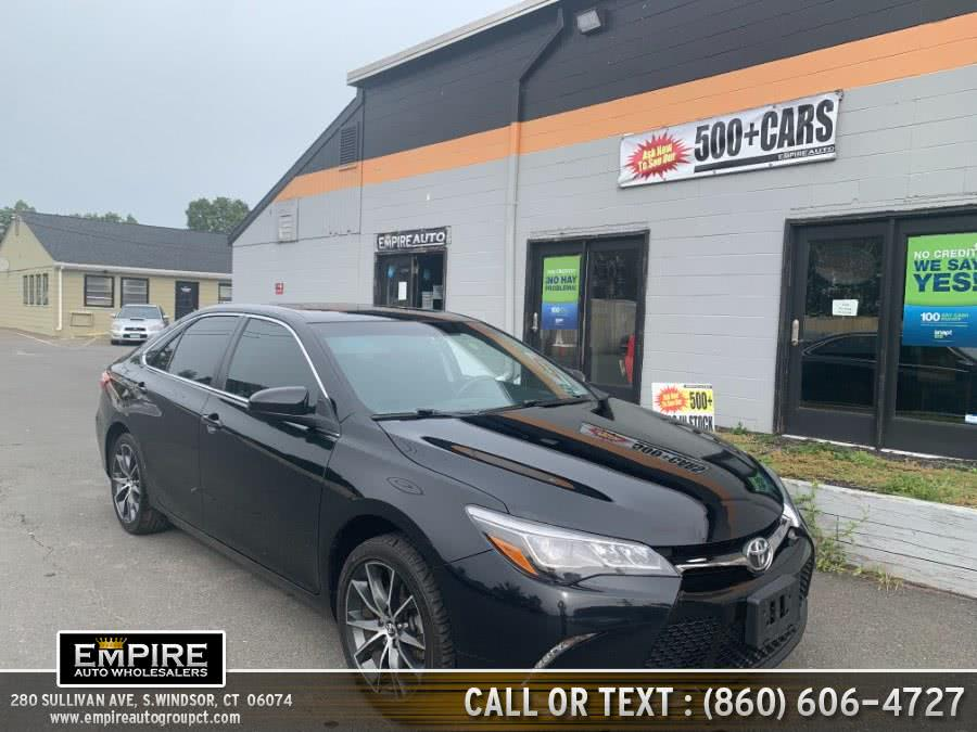 Used Toyota Camry XSE 2017 | Empire Auto Wholesalers. S.Windsor, Connecticut
