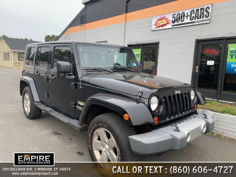 Used 2009 Jeep Wrangler Unlimited in S.Windsor, Connecticut | Empire Auto Wholesalers. S.Windsor, Connecticut