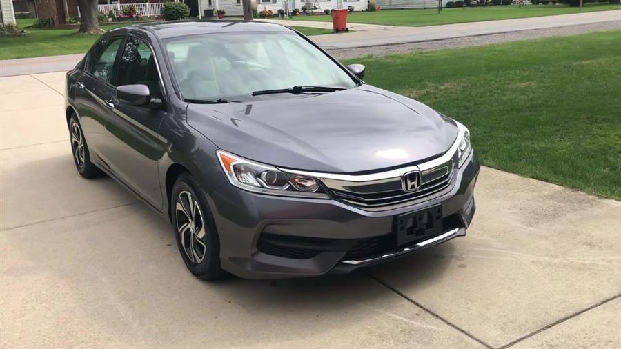 Used Honda Accord Sedan 4dr I4 CVT LX 2016 | Josh's All Under Ten LLC. Elida, Ohio