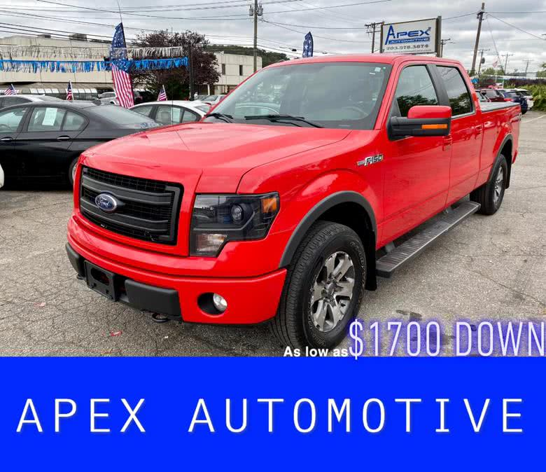 Used 2014 Ford F-150 in Waterbury, Connecticut | Apex  Automotive. Waterbury, Connecticut