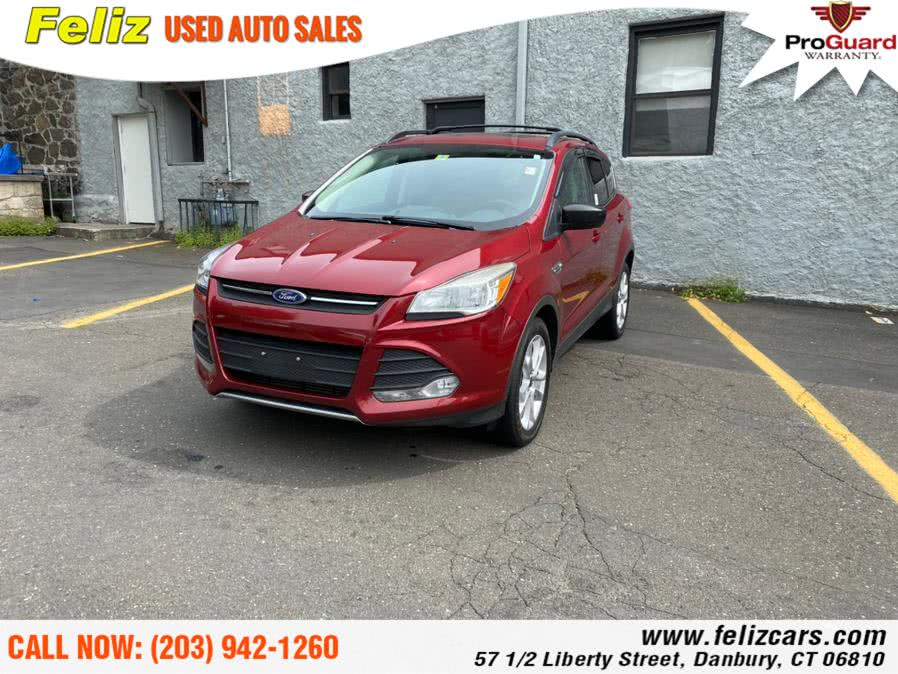 Used 2013 Ford Escape in Danbury, Connecticut | Feliz Used Auto Sales. Danbury, Connecticut