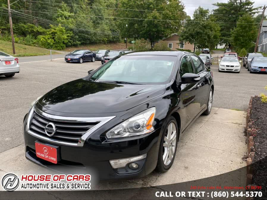 Used Nissan Altima 4dr Sdn V6 3.5 SV 2013 | House of Cars. Watertown, Connecticut