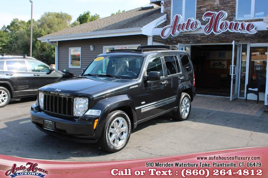 Used Jeep Liberty 4WD 4dr Sport Latitude 2012 | Auto House of Luxury. Plantsville, Connecticut