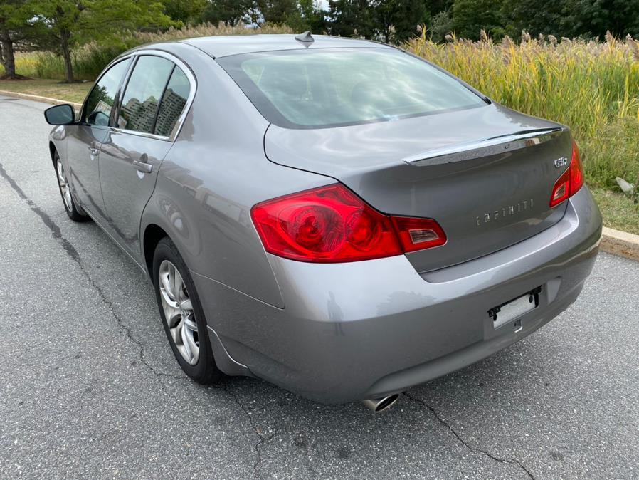 Used Infiniti G37 Sedan 4dr x AWD 2009 | Wonderland Auto. Revere, Massachusetts